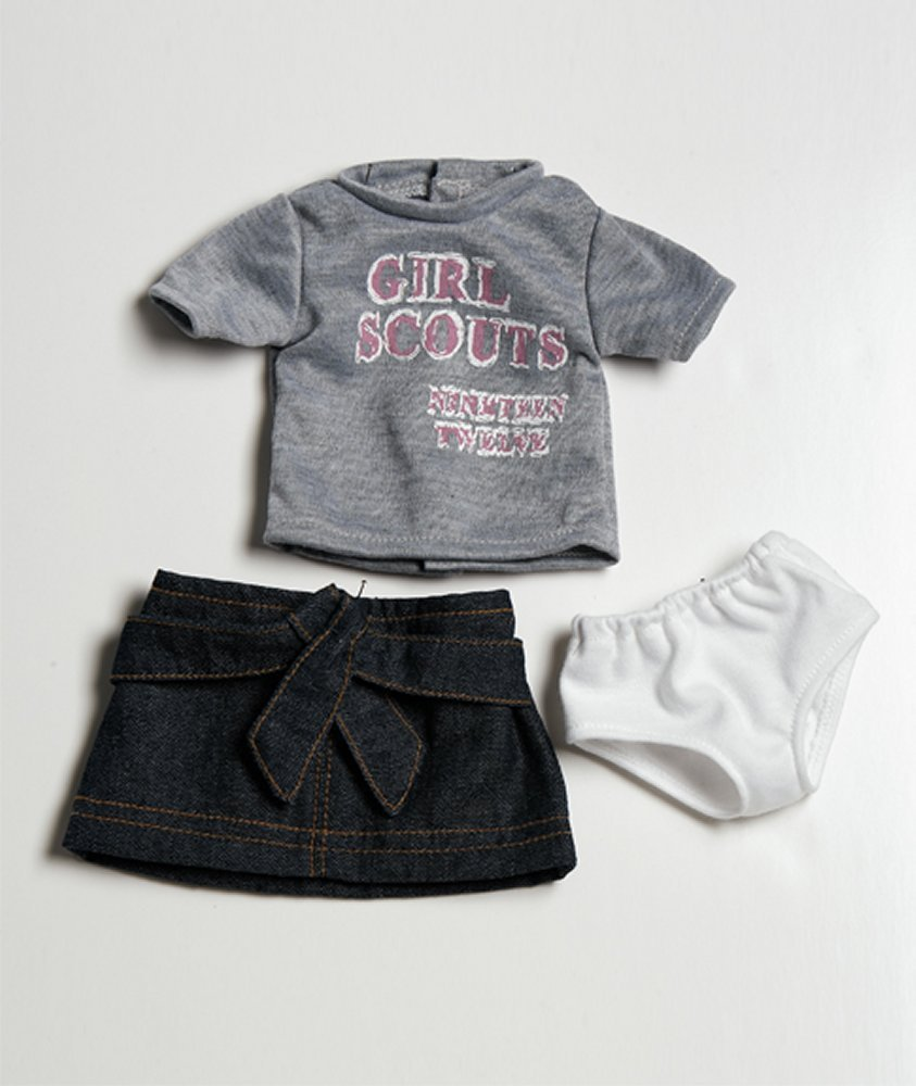Box Of 180 Girl Scout T-Shirt/Skirt Set