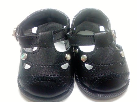Black Lil Pop Star Shoe /