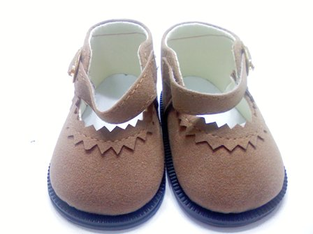 Brown My First Dance Shoe /