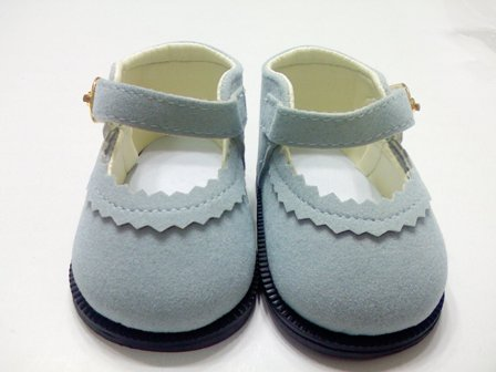 Light Blue My First Dance Shoe /