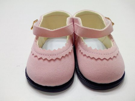 Light Pink My First Dance Shoe /