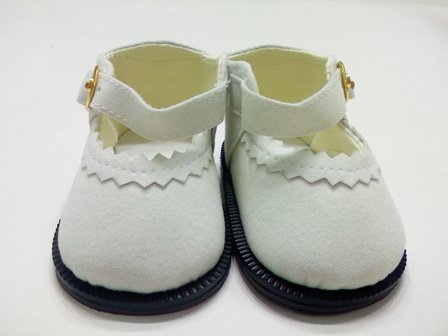 White My First Dance Shoe /