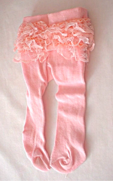 "Pink 15"" Rumba Tights"