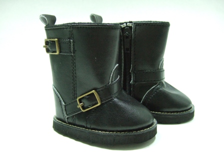 Smoothe Black Boot