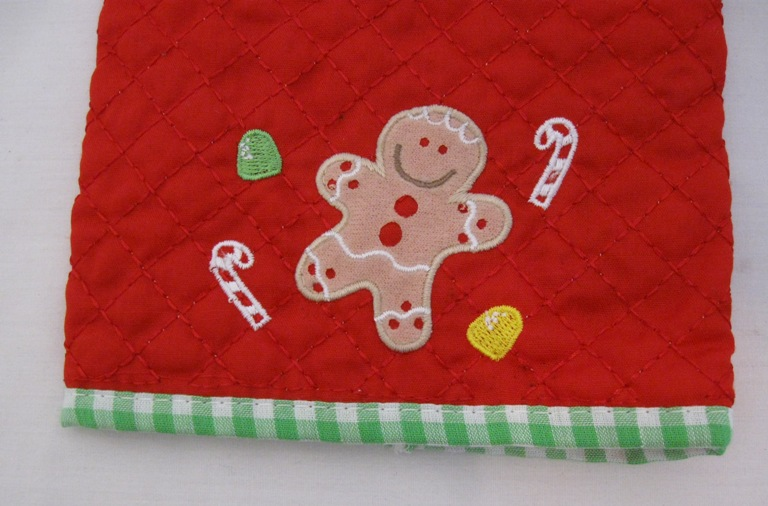 Gingerbread Men Apron