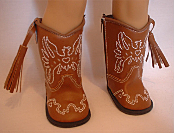 Brown Eagle Cowboy Boot/