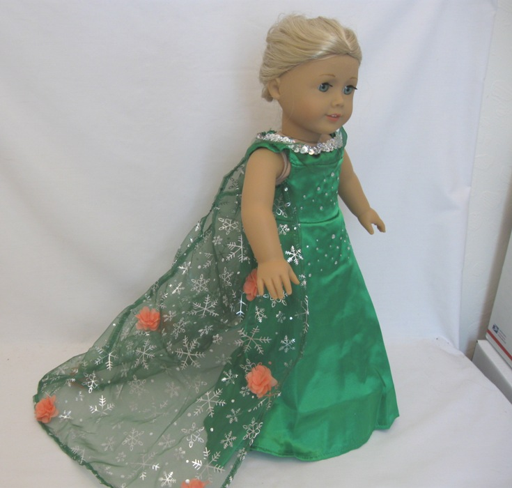 Elsa's Birthday Dress
