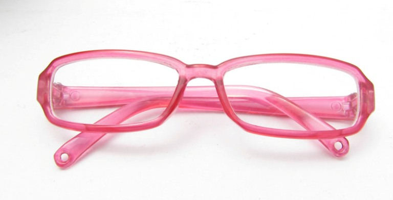 Red Frame Reading Glasses