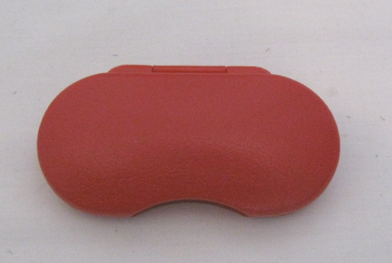 Red Doll Glasses Case