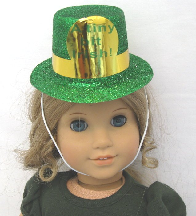 Pack of 12 Irish Top Hats