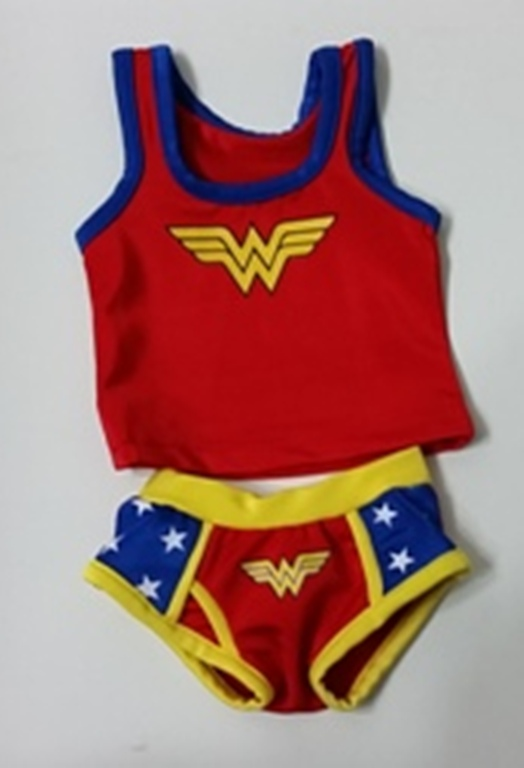 Wonder Superhero Underwear Set