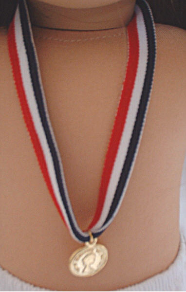 Olympic Medal/