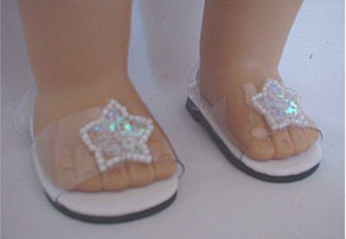 Ice Queen / Cinderella Shoes /