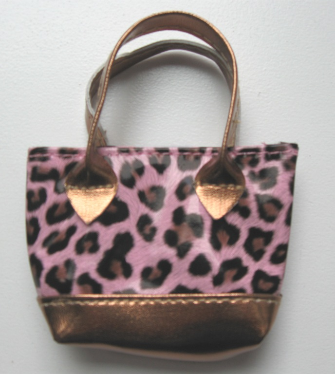 Pack Of 30 Pink Leopard Print Purse