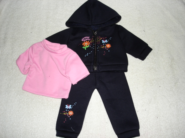 Girl Scouts Daisy Hooded Jacket/Pant Set