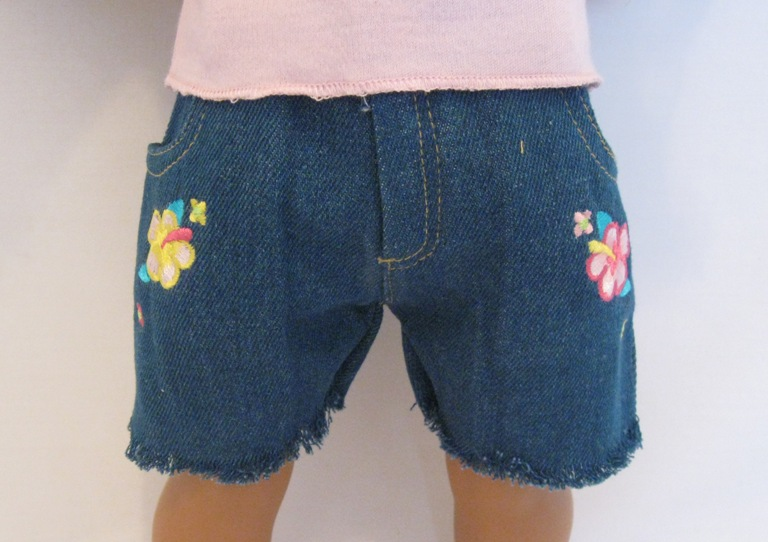OFFER Hibiscus Flower Shorts