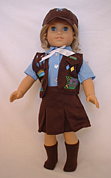 Brownie Skirt Uniform /