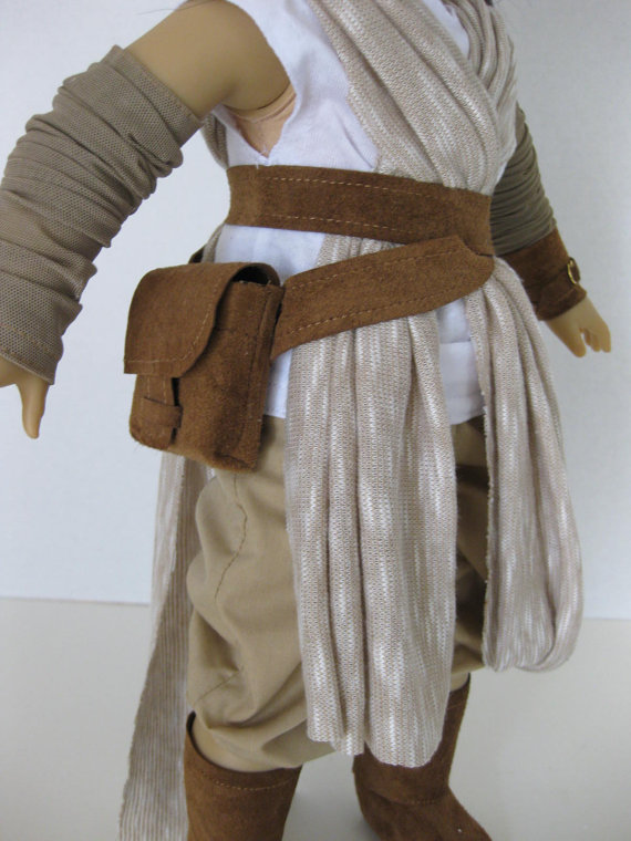 Star Wars Ray Costume - Click Image to Close