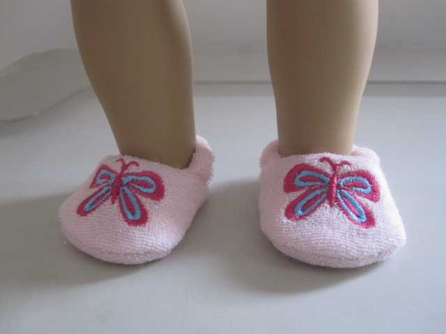 Butterfly Slippers /
