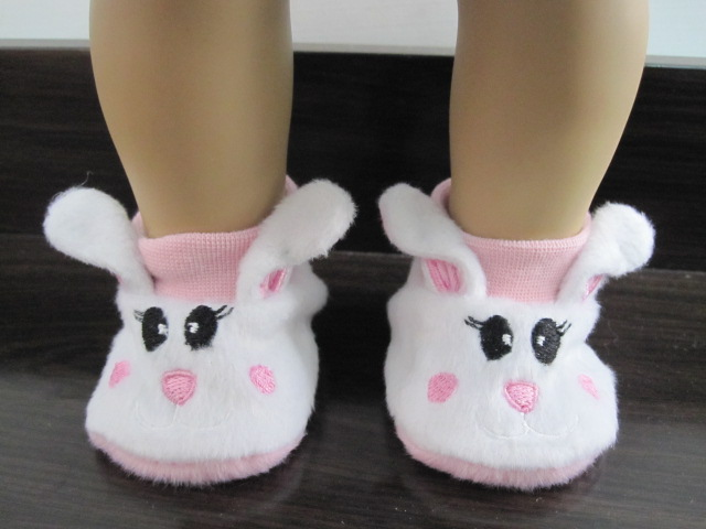 New Bunny Slippers /