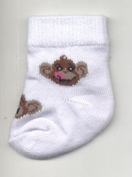 OFFER Monkey Angel Socks