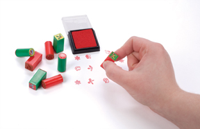 Christmas Deluxe Stamp Set Kit