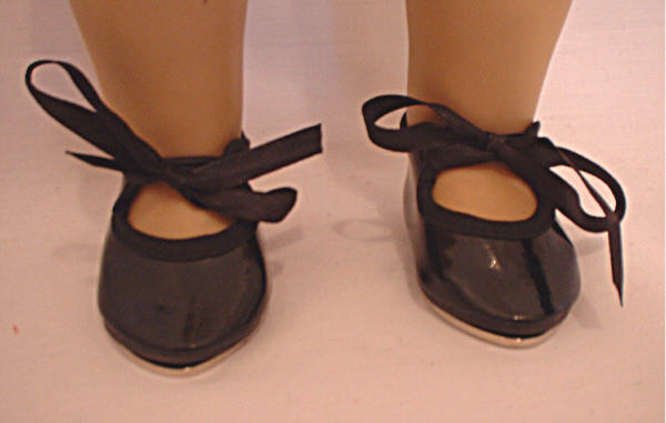 Black Tap Dance Shoes /