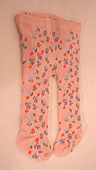 OFFER Flower Tights