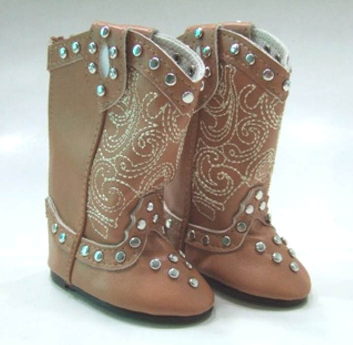 Cowgirl Boots : Wholesale Doll Clothes-Doll Shoes-Doll Accessories ...