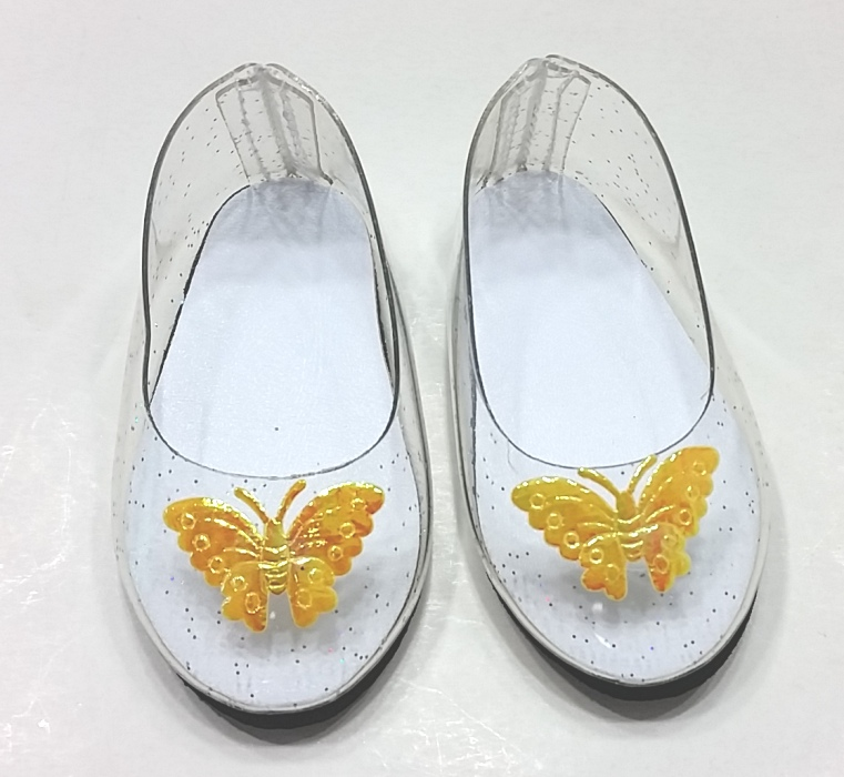 New Cinderella Shoes