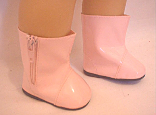 Pink Colored Rain Boots