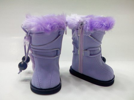 Lavender Boot /