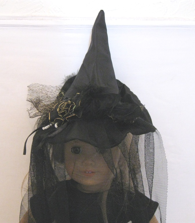 Black Witch's Hat