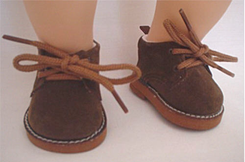 Brown Desert Boot /