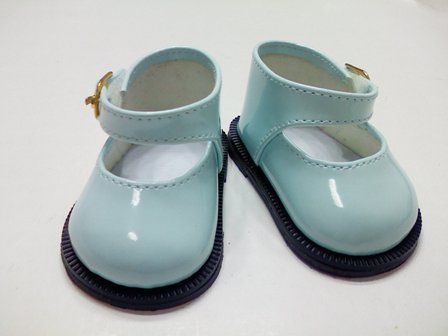 Aqua Patent Mary Jane /