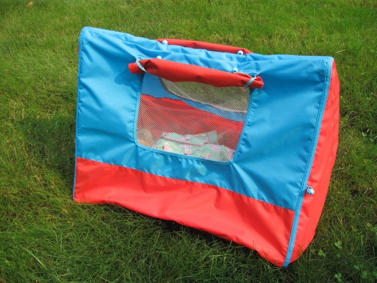 box Of 20 Large Sleepover Tents