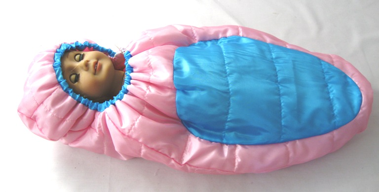 Box Of 70 Mummy Sleeping Bag