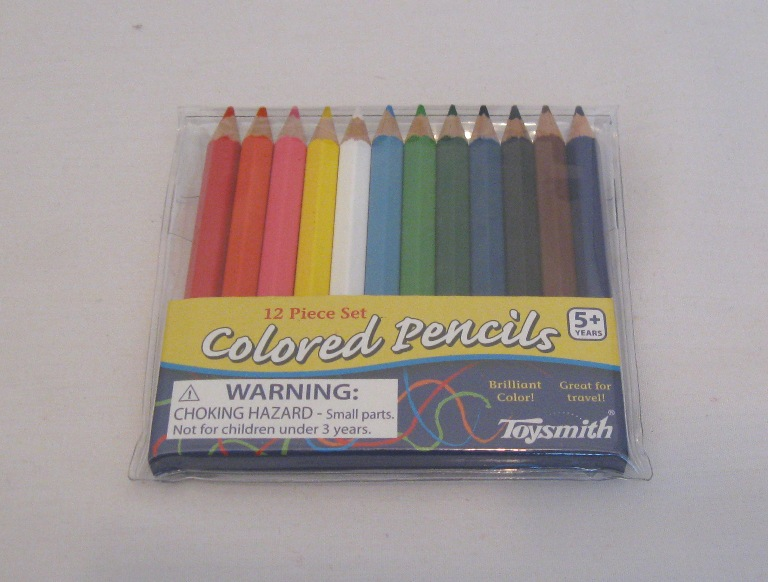 Doll mini Colored Pencils