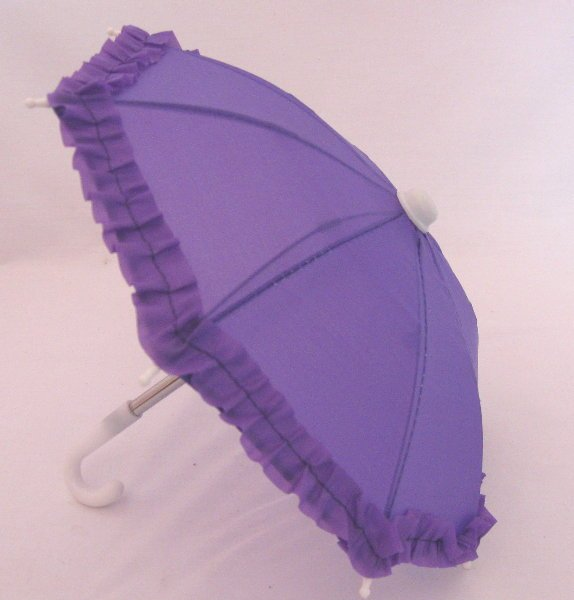 Purple Rain Umbrellas /